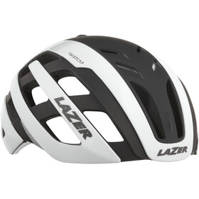Lazer Century Casque, white/black